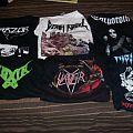 Slayer - TShirt or Longsleeve - New shirts i got  :D