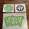 Hellfest Patches