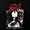 Death - TShirt or Longsleeve - Death Individual Thought Patterns short sleeve (L) Direct Merchandising 1993