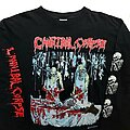 Cannibal Corpse - TShirt or Longsleeve - Cannibal Corpse Butchered At Birth long sleeve (XL) Direct Merchandising 1992