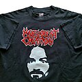 Malevolent Creation - TShirt or Longsleeve - Malevolent Creation Kill' The Pigs 1992 Retribution Tour short sleeve (L) black....