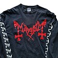 Mayhem - TShirt or Longsleeve - Mayhem Pure Norwegian Black Metal long sleeve (XL) Delta. 1996
