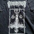 Dissection - TShirt or Longsleeve - Dissection The Past is Alive short sleeve (XL) black. Razamataz 1998