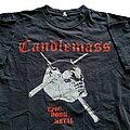 "Candlemass - TShirt or Longsleeve - Candlemass Epic Doom Metal ""Please let me die in solitude"" short sleeve (L)..."