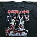 Cannibal Corpse - TShirt or Longsleeve - Cannibal Corpse Butchered at Birth short sleeve (XL) Direct Merchandising 1992