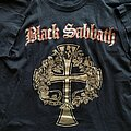 Black Sabbath - TShirt or Longsleeve - Black Sabbath short sleeve (XL) black. Helter Skelter Merchandising 1993