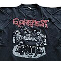 Gorefest - TShirt or Longsleeve - Gorefest Tangled in Gore short sleeve (XL) black. 1991