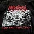 Sepultura - TShirt or Longsleeve - Sepultura Third World Posse Tour '92 short sleeve (XL) black. 1992