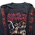 Sepultura - TShirt or Longsleeve - Sepultura Third World Posse Tour '92 long sleeve (XL) Blue Grape Merchandising...