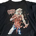 Cannibal Corpse - TShirt or Longsleeve - Cannibal Corpse European Tour 1992 short sleeve (XL) black. Blue Grape. 1992