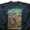 Suffocation - TShirt or Longsleeve - Suffocation Pierced from Within long sleeve (XL) Blue Grape 1995