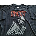 Cancer - TShirt or Longsleeve - Cancer Death Shall Rise short sleeve (XL) black. 1992