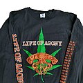 Life Of Agony - TShirt or Longsleeve - Life of Agony Weeds longsleeve (XL) black. Blue Grape 1997