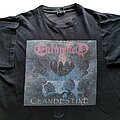Entombed - TShirt or Longsleeve - Entombed Clandestine ...The Chaos Continues tour short sleeve (XL) Screen Stars...