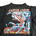 Cannibal Corpse - TShirt or Longsleeve - Cannibal Corpse Full of Hate / Easter Festivals tour short sleeve (XL) black....