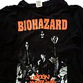 Biohazard - TShirt or Longsleeve - Biohazard Urban Discipline short sleeve (XL) black. Hanes Ultraweight 1992