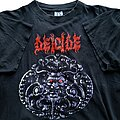 Deicide - TShirt or Longsleeve - Deicide Self Titled short sleeve (L) black. Printed on Sierra Teez 1990