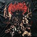 Sinister - TShirt or Longsleeve - Sinister Sacramental Carnage short sleeve (XL) MCS 1991