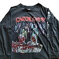 Cannibal Corpse - TShirt or Longsleeve - Cannibal Corpse U.S. Butchery Tour '92 long sleeve (L) black. Printed on Murina....