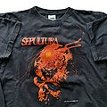 Sepultura - TShirt or Longsleeve - Sepultura Beneath the Remains New Titans on the Block 1991 tour short sleeve...