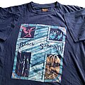 Black Sabbath - TShirt or Longsleeve - Black Sabbath short sleeve from the Dehumanizer tour (XL) navy blue. Brockum...