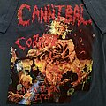 Cannibal Corpse - TShirt or Longsleeve - Cannibal Corpse Eaten Back to Life (boot) short sleeve (L) early 90s