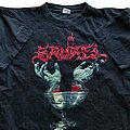 Samael - TShirt or Longsleeve - Samael Blood Ritual short sleeve (L) black. Dave's Basic 1992
