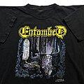 Entombed - TShirt or Longsleeve - Entombed Left Hand Path short sleeve (XL) Earache • Direct Merchandising 1990