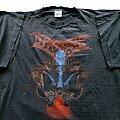 Dismember - TShirt or Longsleeve - Dismember Like an Ever Flowing Stream short sleeve (XL) MCS 1991