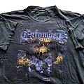 Entombed - TShirt or Longsleeve - Entombed Clandestine short sleeve (XL) black. Earache 1990