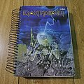 Iron Maiden - Other Collectable - Iron Maiden Live After Death notebook