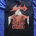 """Sodom """"Obsessed by Cruelty"""" size M TShirt or Longsleeve"""