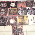 Other Collectable - Slayer (My Vinyl Collection)