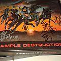 Jag Panzer - Ample Destruction (BOX SET) Tape / Vinyl / CD / Recording etc