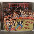 Other Collectable - Fueled By Fire - Spread The Fire (1st edition CD)