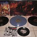 Iron Kobra vinyls