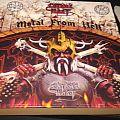 Satan's Host - Metal from Hell (BOX!!) Tape / Vinyl / CD / Recording etc