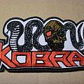 Patch - Iron Kobra