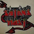 Satan's Host - Patch - Satan's Host Logo Patch