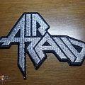 Air Raid - Patch - Air Raid (Logo Patch)