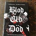 Entombed - Other Collectable - Blod Eld Död - En Svensk Metalhistoria