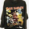 Iron Maiden 1998 The Clansman TShirt or Longsleeve