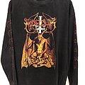"Marduk - TShirt or Longsleeve - Marduk ""Of Hell's Fire"" LS,XL"