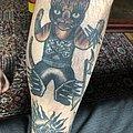 Mayhem tattoo