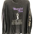 "Mercyful Fate - TShirt or Longsleeve - Mercyful Fate ""Into The Unknown"",LS, M/L"