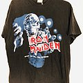 Iron Maiden - 2003 - Give Me Ed... 'Til I'm Dead TShirt or Longsleeve