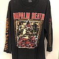 "Napalm Death - TShirt or Longsleeve - Napalm Death ""Campaign for musical destruction"", LS, XL"