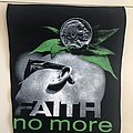 Faith No More 1993 Back patch Deadstock