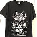 """Dark Funeral - TShirt or Longsleeve - Dark Funeral """"25 Years Of Satanic Symphonies"""", TS, L"""