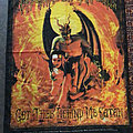 "Cradle Of Filth - Other Collectable - Cradle Of Filth ""Get Thee Behind Me Satan"", Flag"